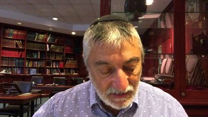 Zohar   Only H' Governs Eretz Israel   Vayera 4